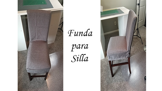 Funda para Silla – DIY