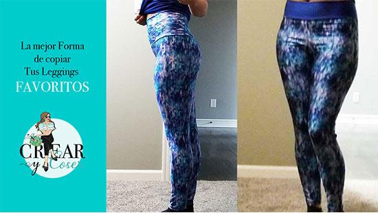 Cómo Copiar tus Leggings Favoritos