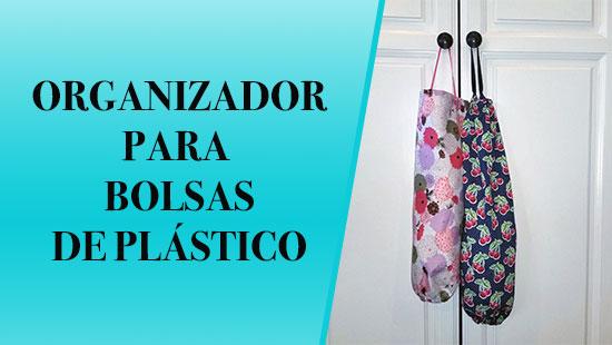 Organizador Para Bolsas De Plástico