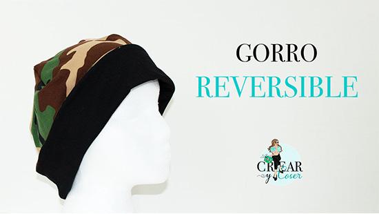 Gorro Reversible