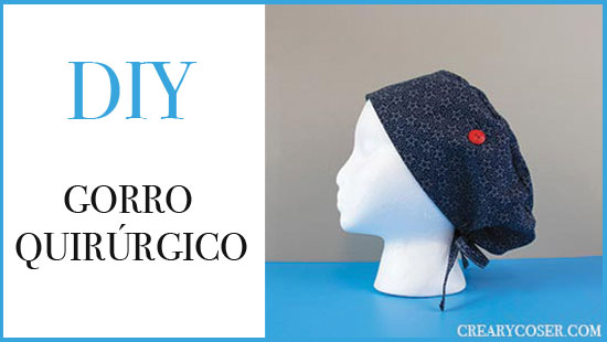 Gorro Quirúrgico – DIY